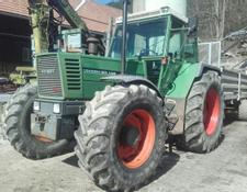 Fendt Favorit 611 LSA 40km/h