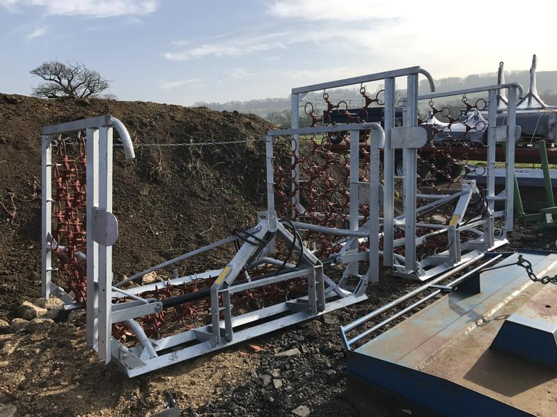 Jar-Met 5m Chain Harrows