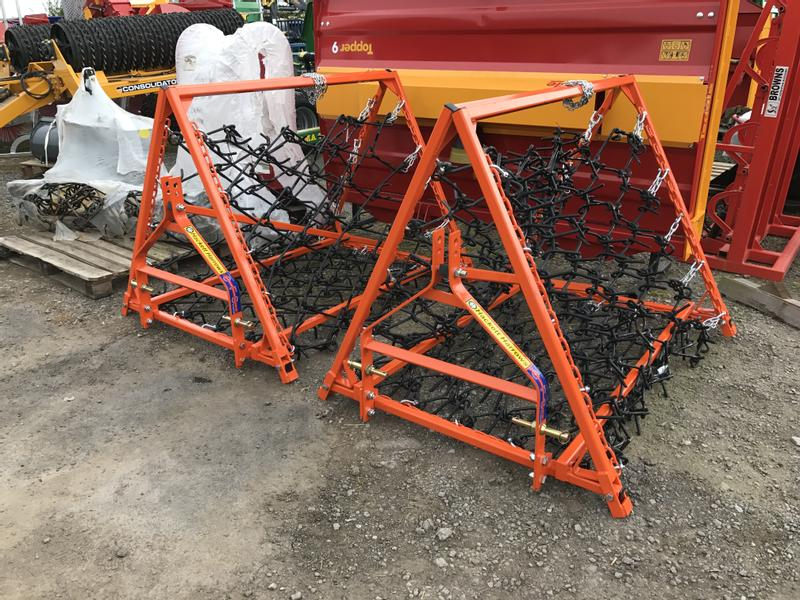 Hackett 12ft Chain Harrows