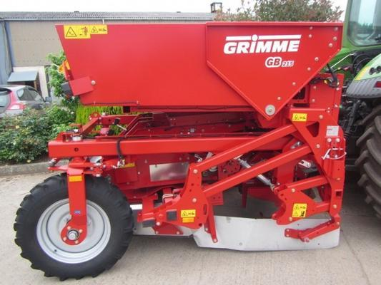 Grimme GB215 Potato planter