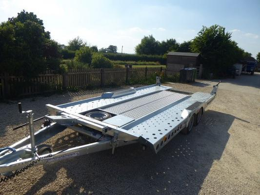 Ifor Williams  CT177G