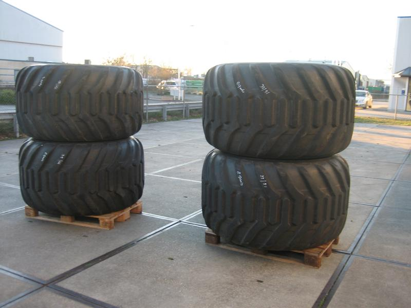 Trelleborg 800/45 - 30.5 Twin 423 Type 178A8