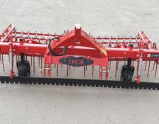 Awemak New model Weeder harrow THOR - Grain BC 30 with pneumatic seed grill AVE 200!  Straight tooth 8,5cm ! Best price!