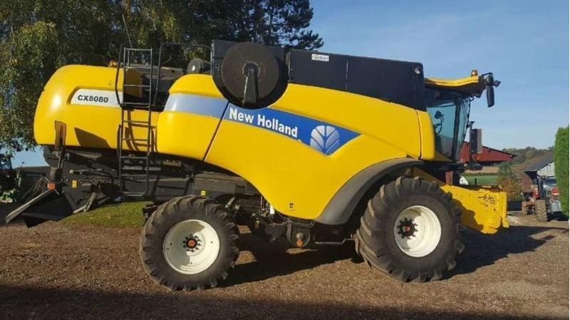 New Holland CX8080 HD