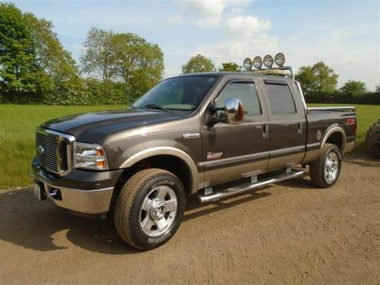 Ford  F350 Pick Up Truck NOT For Sale