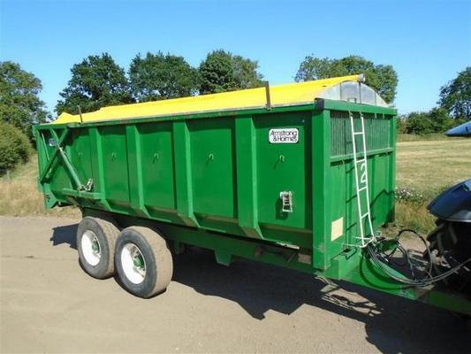 Armstrong Holmes 12T Grain Trailer For Sale