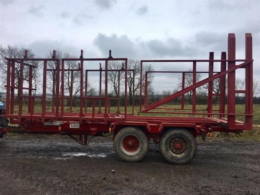 A.B.S. ArmStrong Holmes TranStacker For Sale