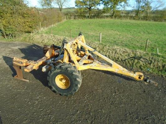Simba Mk5 ToolCarrier and Mole Plough For Sale