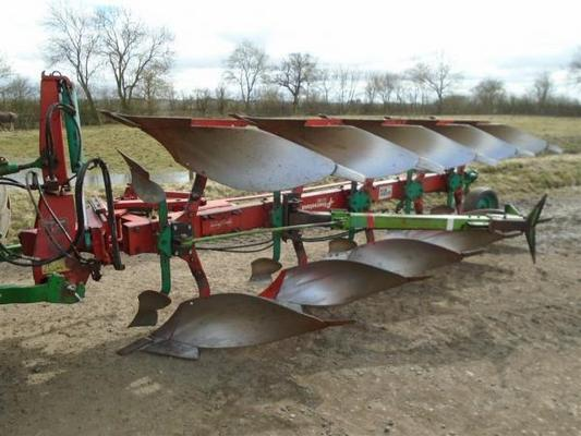 Kverneland  LD100 Plough For Sale