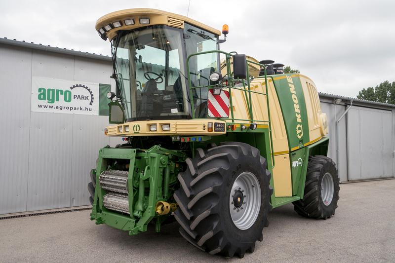 Krone Big X 1000 4WD (1642/2425 BStunden), 2 x 510 PS Mercedes