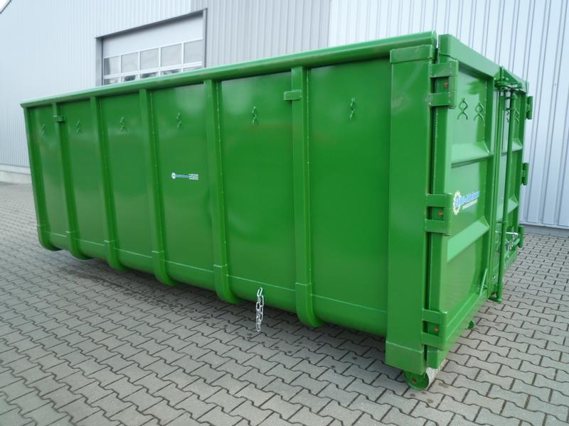 EURO-Jabelmann Container STE 4500/2000, 21 m³,  Abrollcontainer, Hakenliftcontainer, L/H 4500/2000 mm, NEU