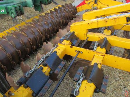 McCONNEL Discerator 3 metre, 5 leg, Disc/Tine Cultivator, Tooth Packer,