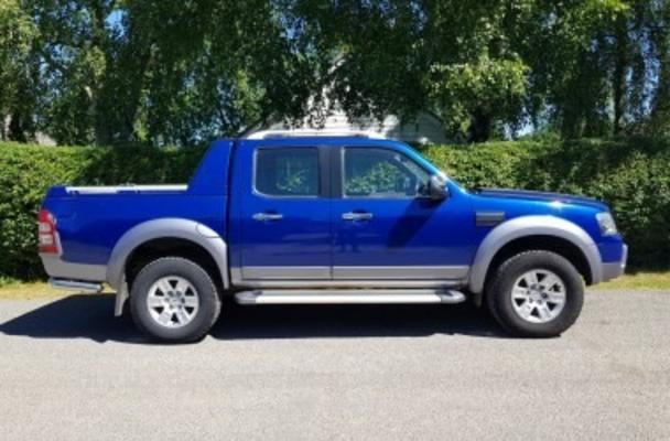 Ford 2009  RANGER DOUBLE CAB WILDTRAK PICKUP