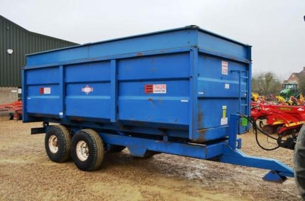A S MARSTON TRAILER 10T 11010359