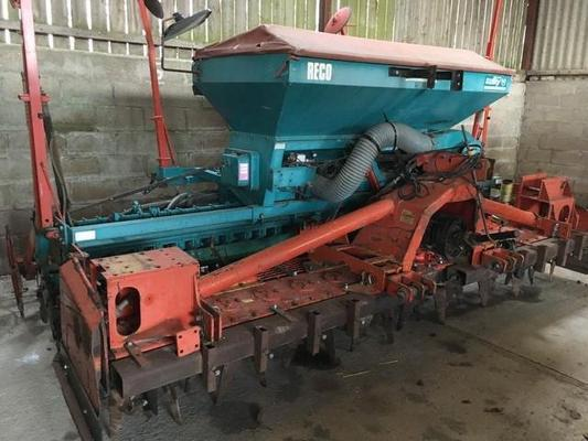 Kverneland  SULKY 4M POWER HARROW