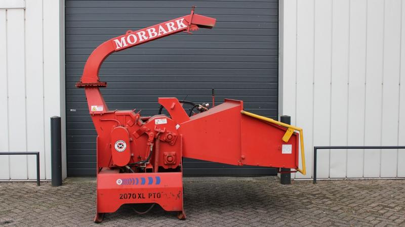 Morbark 2070XL PTO Twister houtversnipperaar / Holzhäcksler / wood chipper