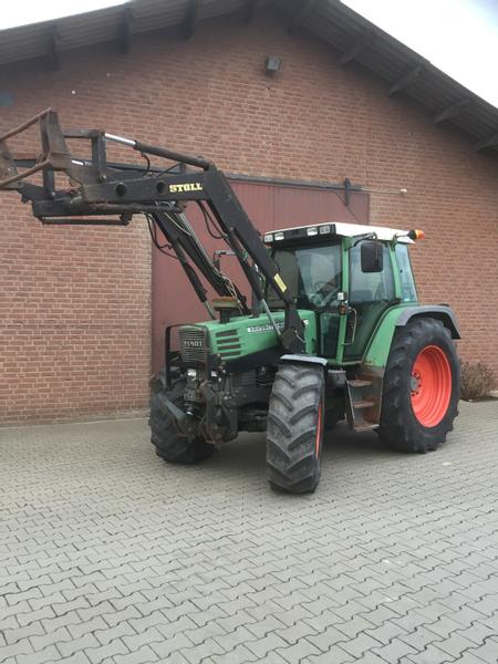Fendt Favorit 510 CA