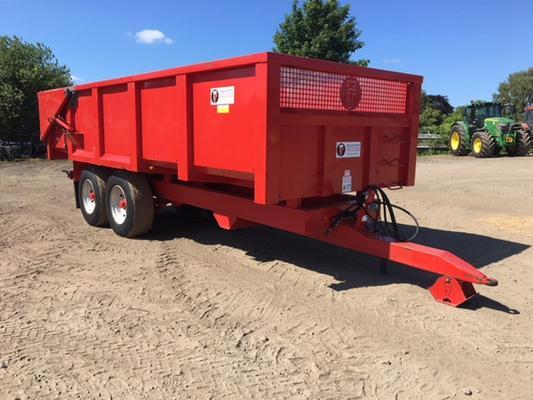 Triffitt 12T Low Root Trailer