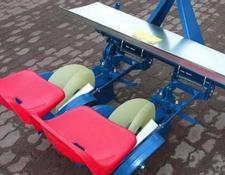 Taret Pflanzmaschinen/Seedling planter/Planteuse 2 rangs