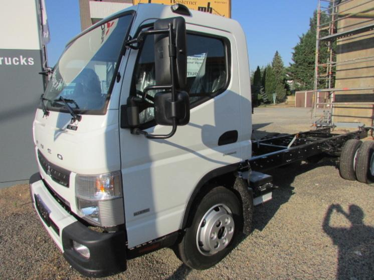 Mitsubishi Fuso Canter 9 C 18 Fahrgestell