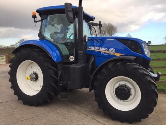 New Holland New Holland T7.270