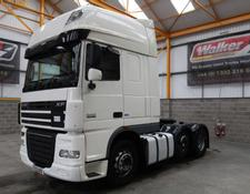 Daf XF105 460 SUPERSPACE EURO 5, 6 X 2 TRACTOR UNIT - 2013 - EY13 UZO