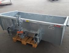 Fliegl Heckcontainer