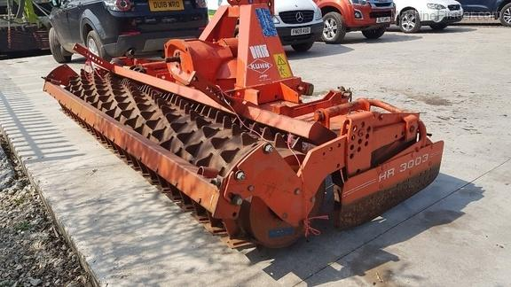 Kuhn HR3003D Power Harrow