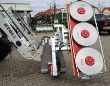 Fliegl WOODKING DUO ASTSÄGE
