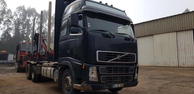 Volvo / FH Globetrotter Cabin