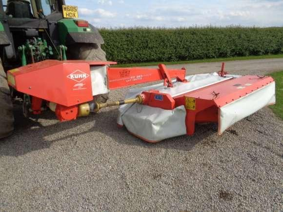 Kuhn FC283 Mower Conditioner