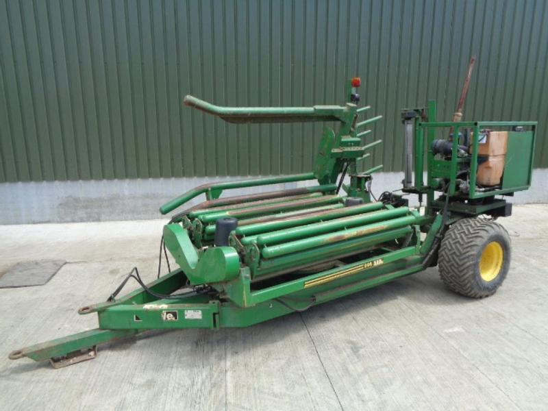 McHale 995 SE-R Trailed Bale Wrapper
