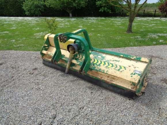 Spearhead Q2500HD Flail Mower