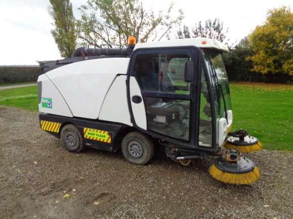 Johnston Suction Sweeper