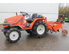 Kubota Aste Pal A14 Mini Tractor Met Frees
