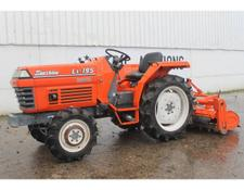 Kubota L1-195 Sunshine Mini Tractor Met Frees