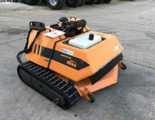 Niko ROBO Flail One Tracked Bank Mower (ST5730)
