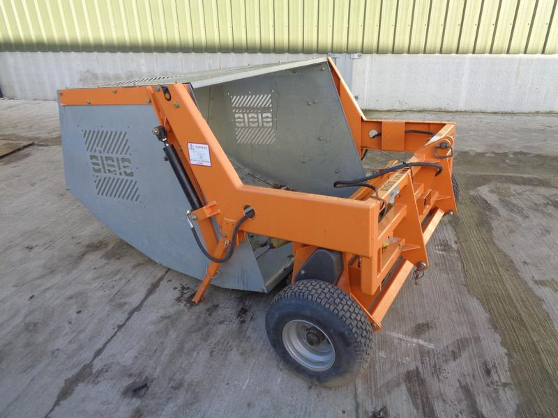 Sisis Litamina l200 Pto Mounted Sweeper