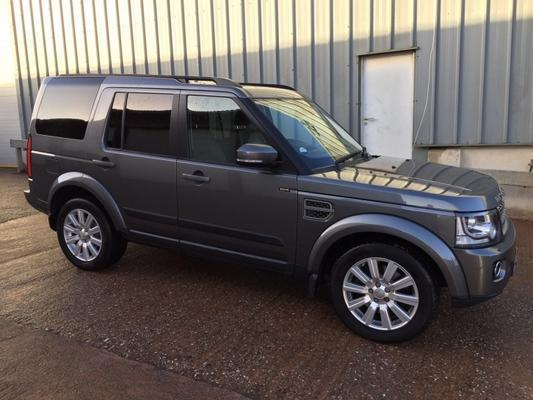 Land Rover Discovery Commercial 3.0 SDV6