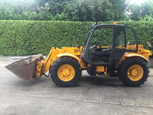 JCB 530/70 Turbo Farm Special Loadall