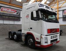 Volvo FH GLOBETROTTER XL 6 X 2 TRACTOR UNIT - 2008 - 08-CW-5389