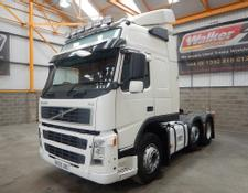 Volvo FM GLOBETROTTER TRACTOR UNIT - 2009- BX59 JXD