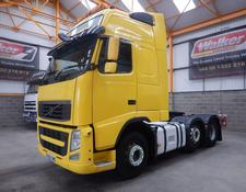 Volvo FH GLOBETROTTER XL 500 EURO 5, 6 X 2 TRACTOR - 2010 - GK60 OWE