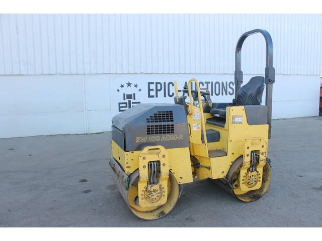 Bomag BW100 ADM-2 Duo Wals