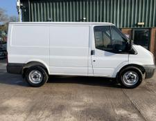 Ford Transit 125 (DS12 WVY)