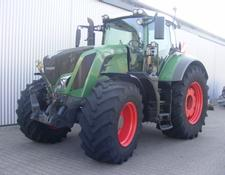 Fendt 828 Vario S4 Profi Plus