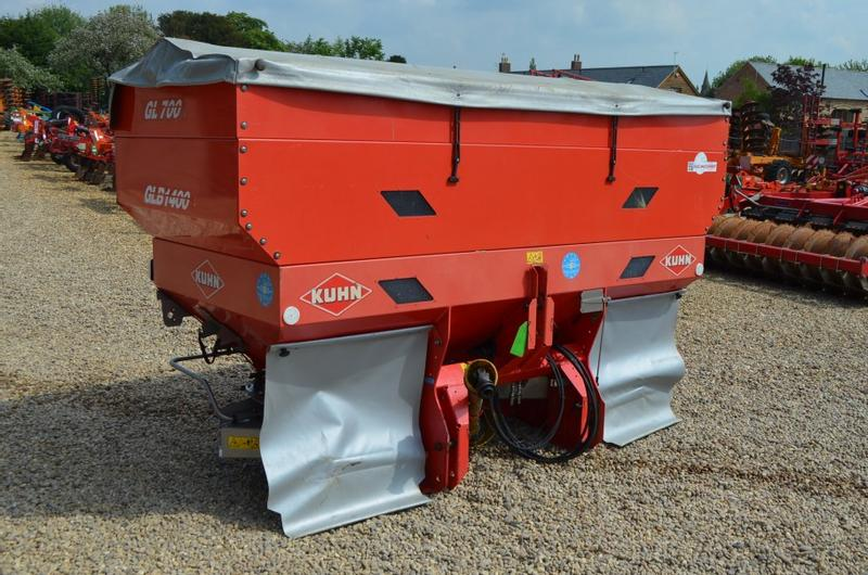 Kuhn SPINNER MDS